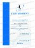 Наши сертификаты :: Сертификат авторизованного дилера Daikin